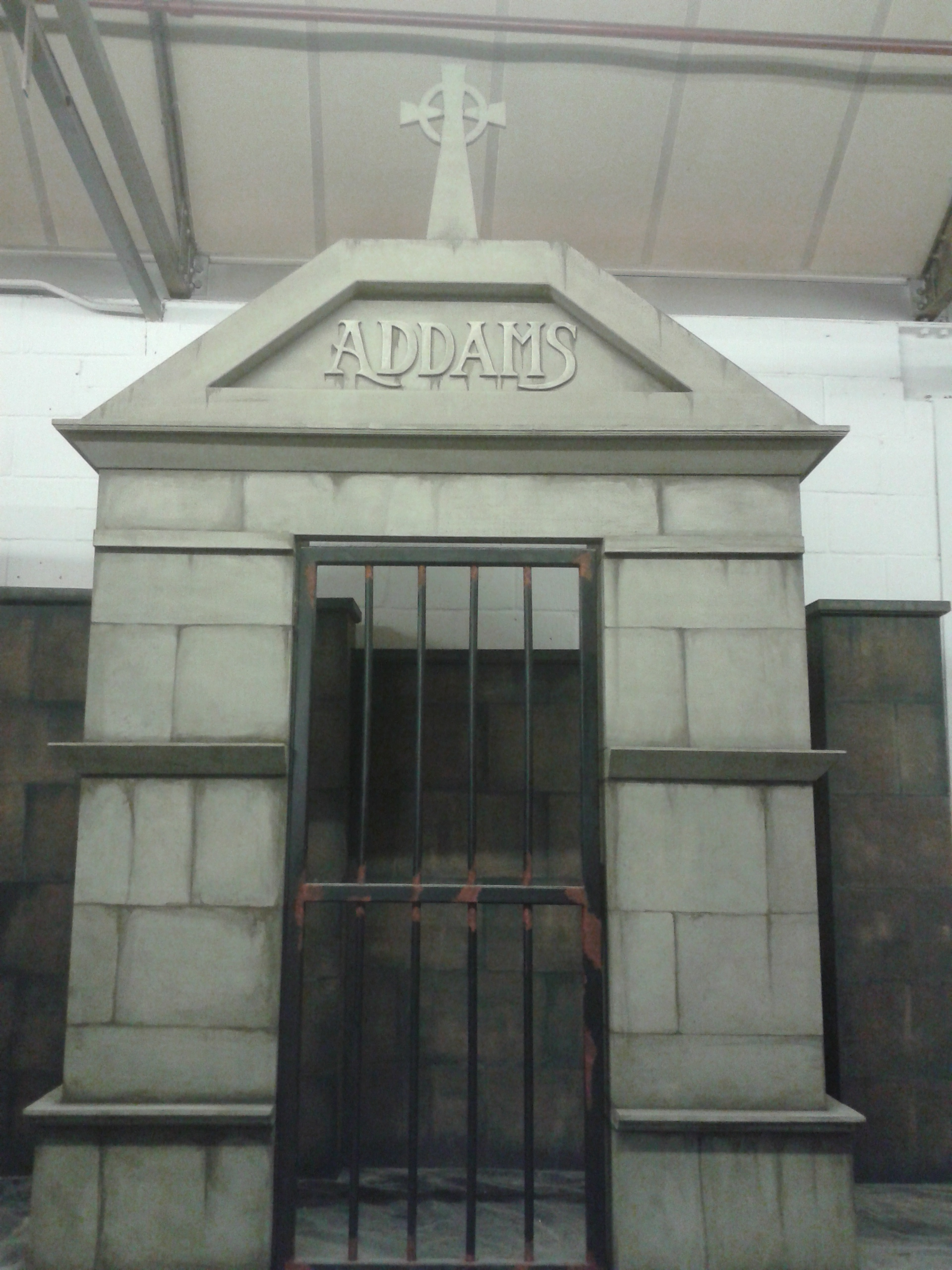 Addams Crypt