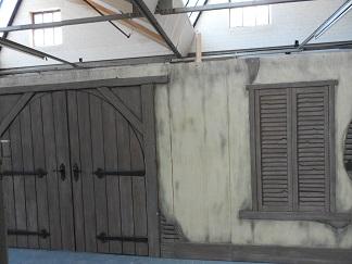 House Doors entrance