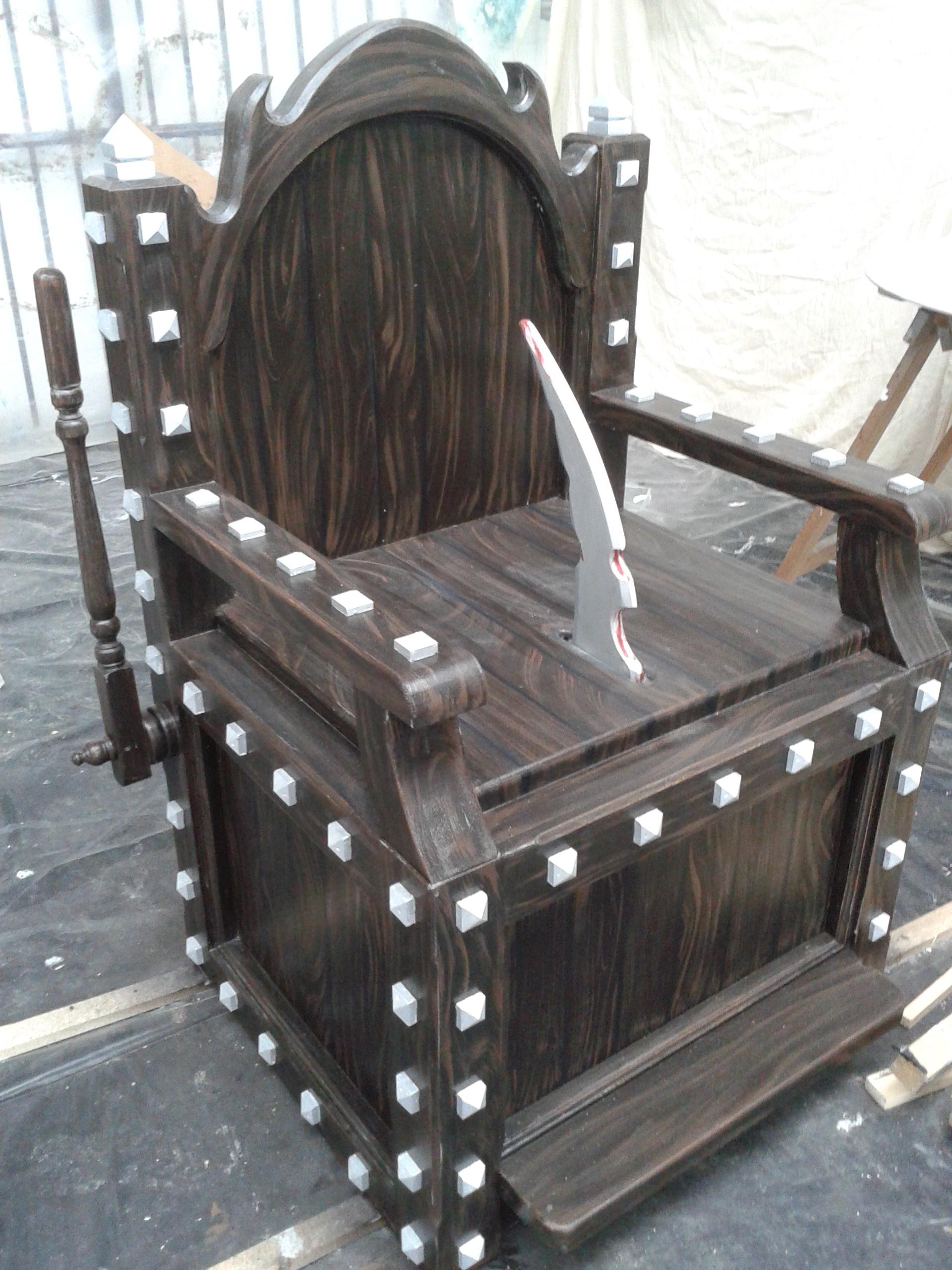 Heretics Chair
